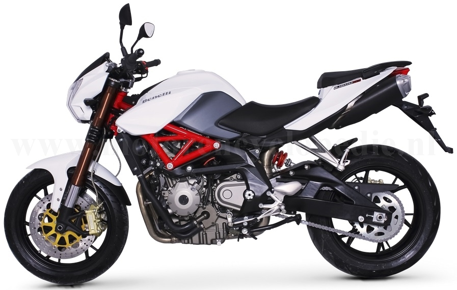 2014 Benelli BN 600R Review - Top Speed