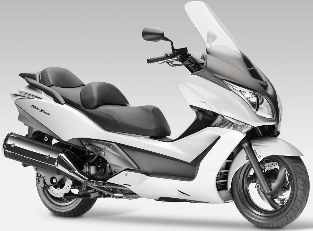 honda silverwing t 400. Black Bedroom Furniture Sets. Home Design Ideas