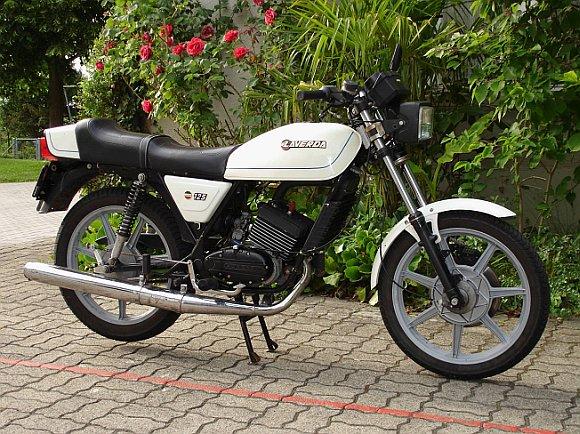 Motorrad Occasion kaufen LAVERDA LB 125 Custom Moto-Huber
