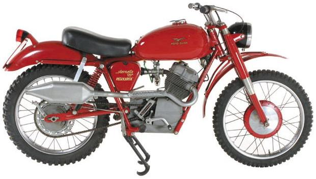 Moto Guzzi Stornello Sport America