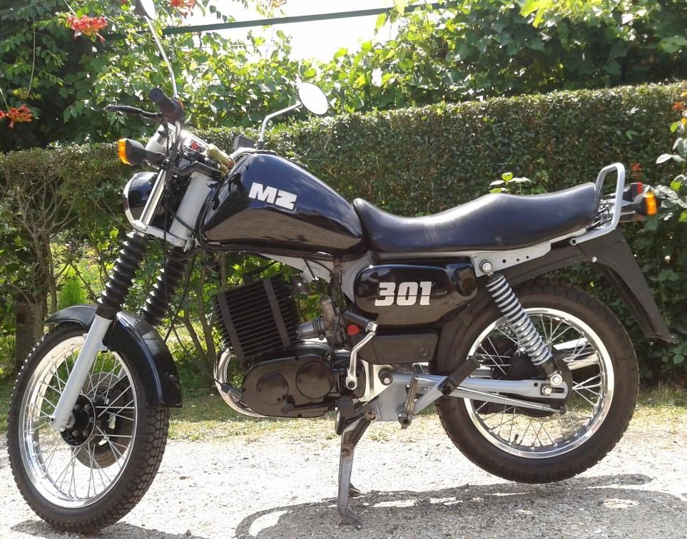 MZ ETZ 301