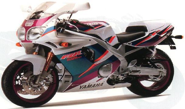 1994 yamaha fzr 600